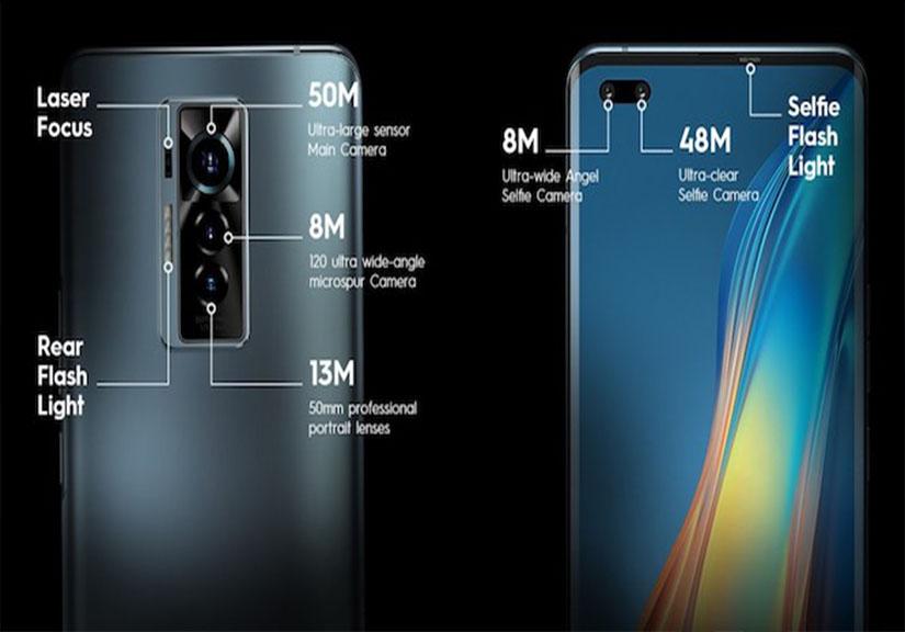 Phantom X - Flagship đầu tiên của Tecno sắp ra mắt: Nhiều trang bị ấn tượng