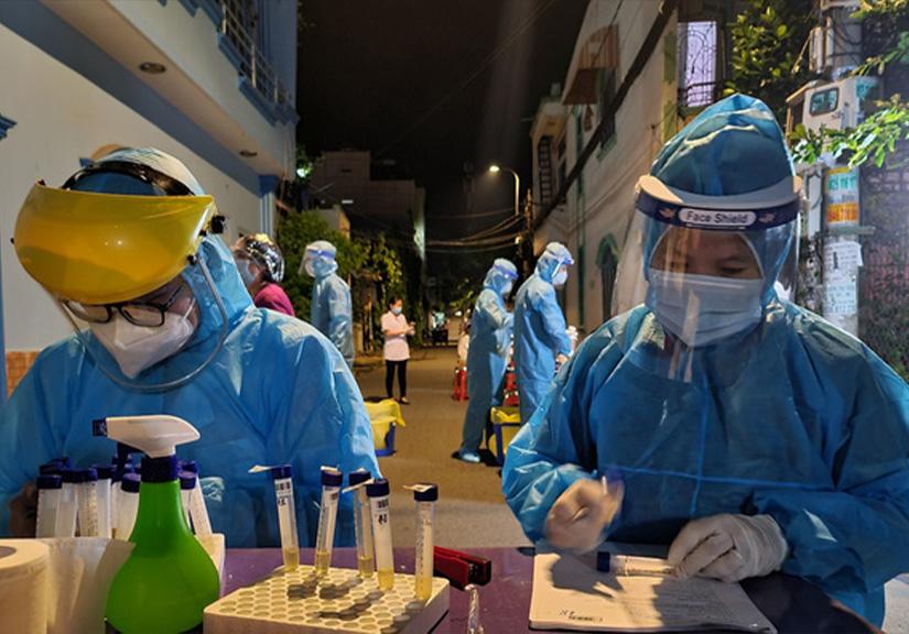Sáng 12/6, thêm 68 ca COVID-19, Việt Nam vượt mốc 10.000 bệnh nhân
