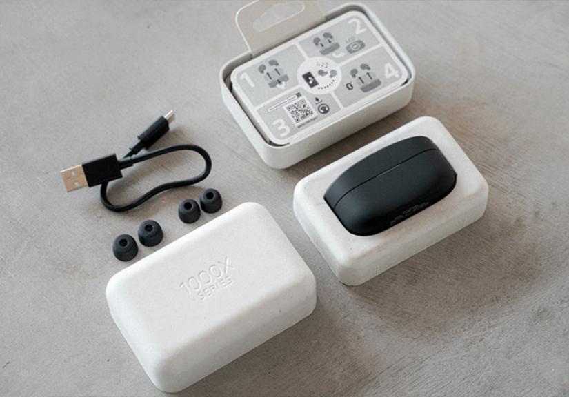 """Trên tay Sony WF-1000XM4: Nhỏ gọn, pin trâu, chống ồn """"đỉnh chóp"""", giá 6.49 triệu"""