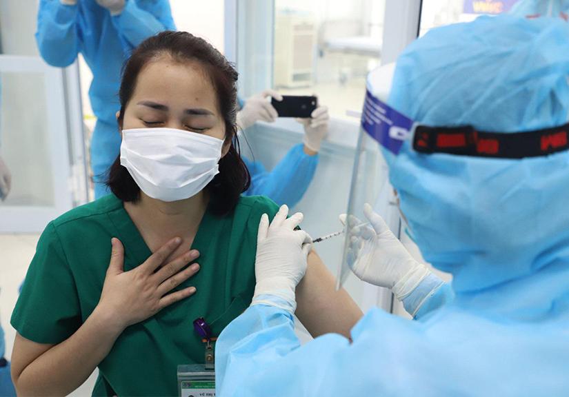 Trưa 1/6: Thêm 50 ca mắc COVID-19 trong nước tại 4 tỉnh, thành phố, riêng Bắc Giang 32 ca