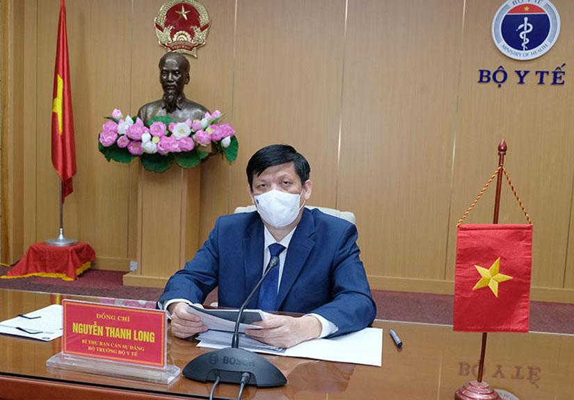 Việt Nam muốn đầu tư nhà máy sản xuất vắc xin COVID-19