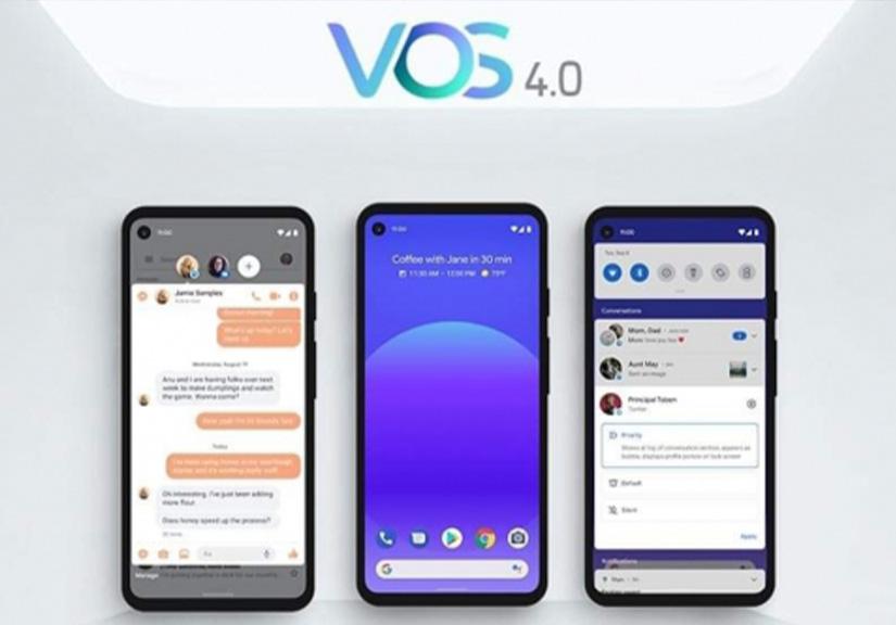 Vinsmart tung ra bản cập nhật VOS 4.0 cho các người dùng điện thoại Vsmart.