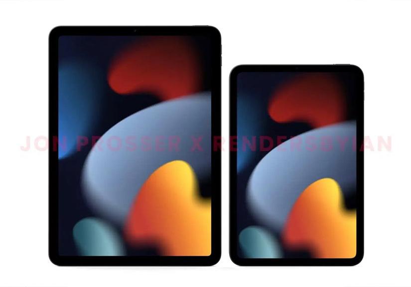 Xuất hiện concept iPad Mini 2021 cực kỳ hấp dẫn