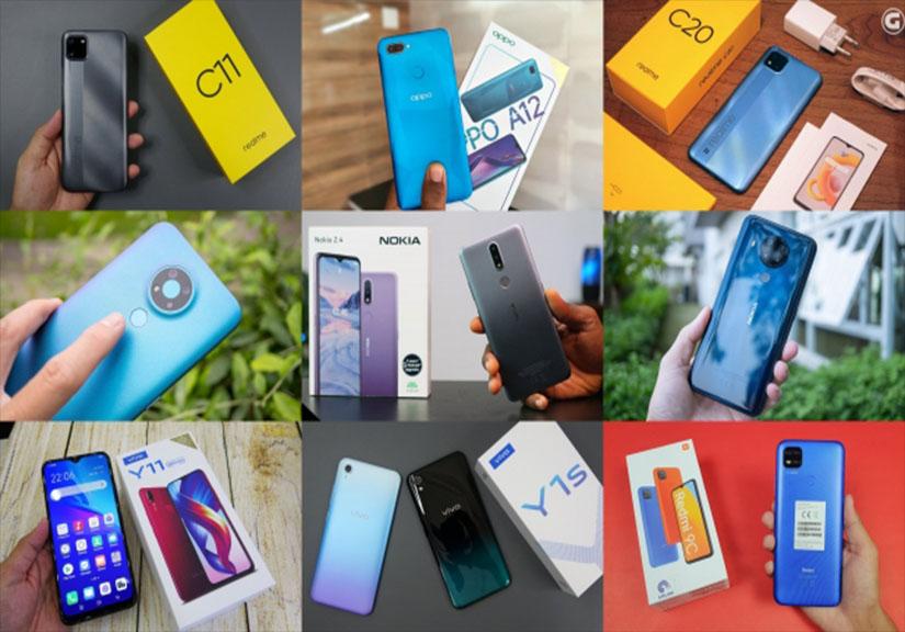 9 smartphone giá từ 2 đến 3 triệu đồng nổi bật nhất trong tháng 7