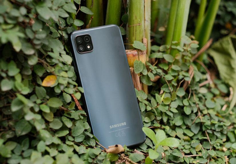 Galaxy A22 5G chính thức lên kệ: Smartphone 5G rẻ nhất của Samsung, giá 6.3 triệu đồng