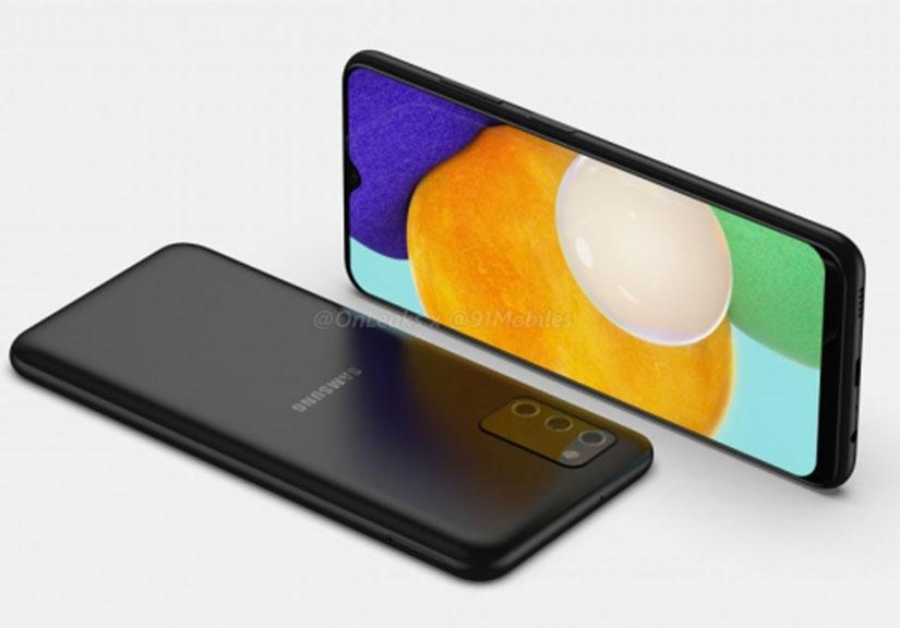 Máy ngon giá rẻ Galaxy A03s của Samsung lộ thêm nhiều thông tin quan trọng