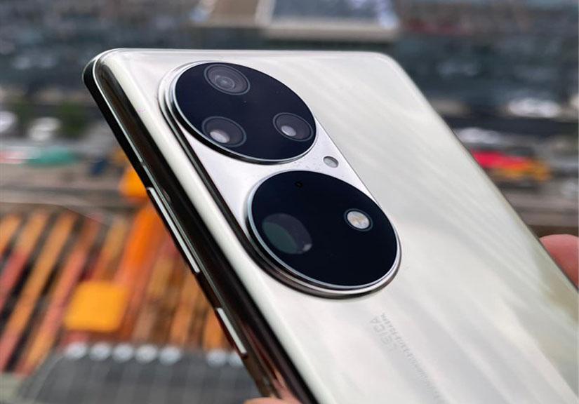 Mời bạn tải về bộ hình nền với chất lượng cao trên Huawei P50 Series