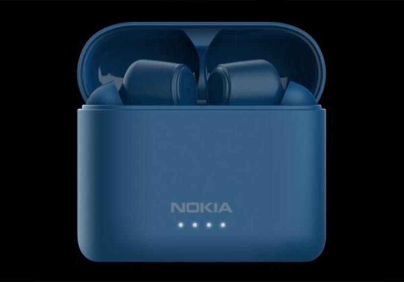 Nokia mở bán tai nghe thuần không dây, chống ồn giá rẻ bằng một nửa AirPods Pro