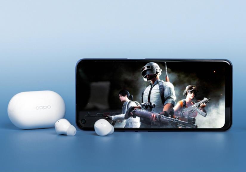 Oppo ra mắt Enco Buds: Pin 'trâu', Bass đã tai, có chế độ riêng cho game thủ