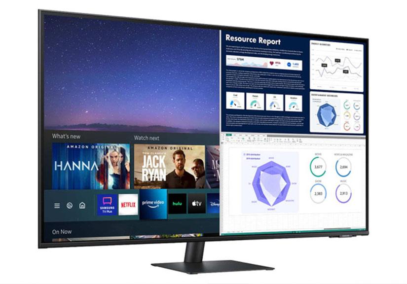 """Samsung muốn biến màn hình máy tính thành lựa chọn """"một cho tất cả"""""""