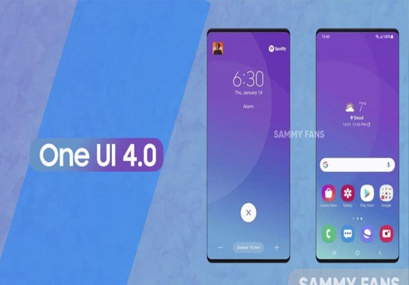 Samsung ra mắt One UI 4.0 Beta (dựa trên Android 12), Galaxy S21 được cập nhật đầu tiên