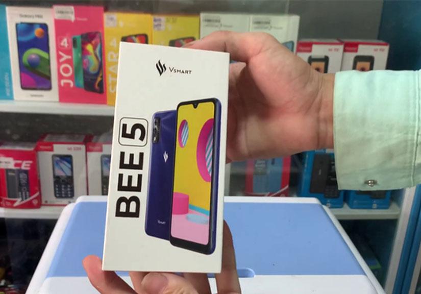 Smartphone Vsmart mới bất ngờ xuất hiện trên thị trường bất chấp việc Vingroup đã rút khỏi thị trường di động