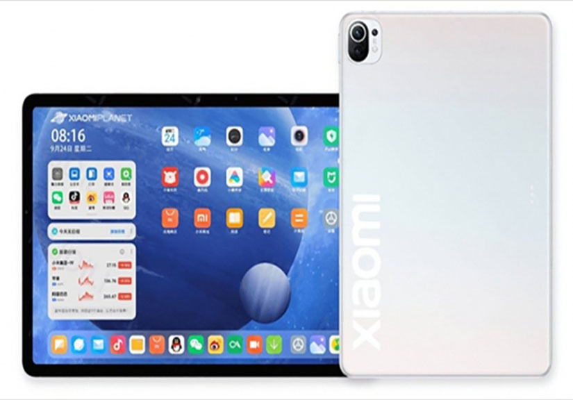 Xiaomi Mi Pad 5 rò rỉ ảnh thực tế, xứng đáng đối thủ iPad Pro