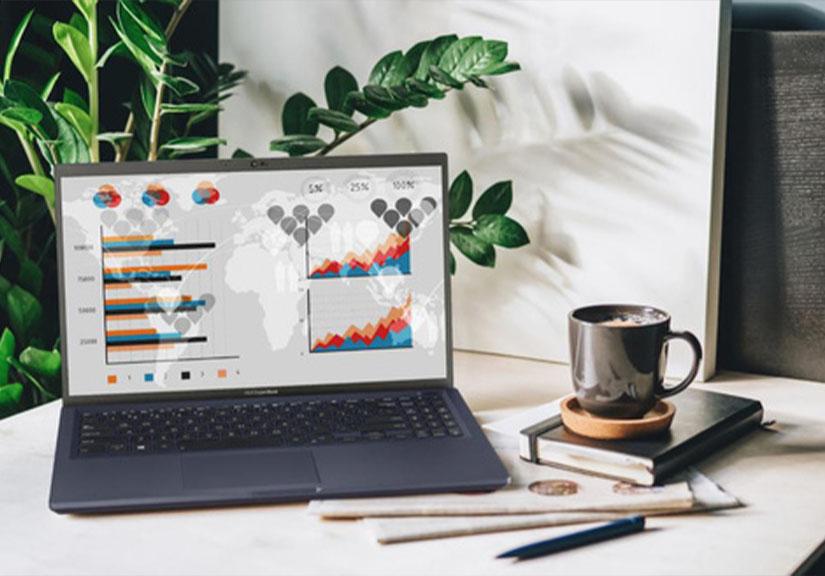 ASUS ExpertBook B1 - Mẫu laptop doanh nghiệp mạnh mẽ với khả năng nâng cấp linh hoạt