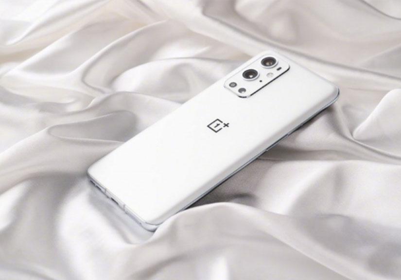 OnePlus 9 Pro hé lộ thiết kế màu 'trắng không tì vết', iPhone 13 sẽ phải dè chừng