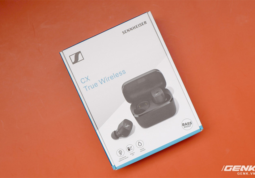 """Trên tay Sennheiser CX True Wireless - Nỗ lực """"xuyên phá"""" phân khúc TWS giá rẻ của hãng âm thanh Đức"""