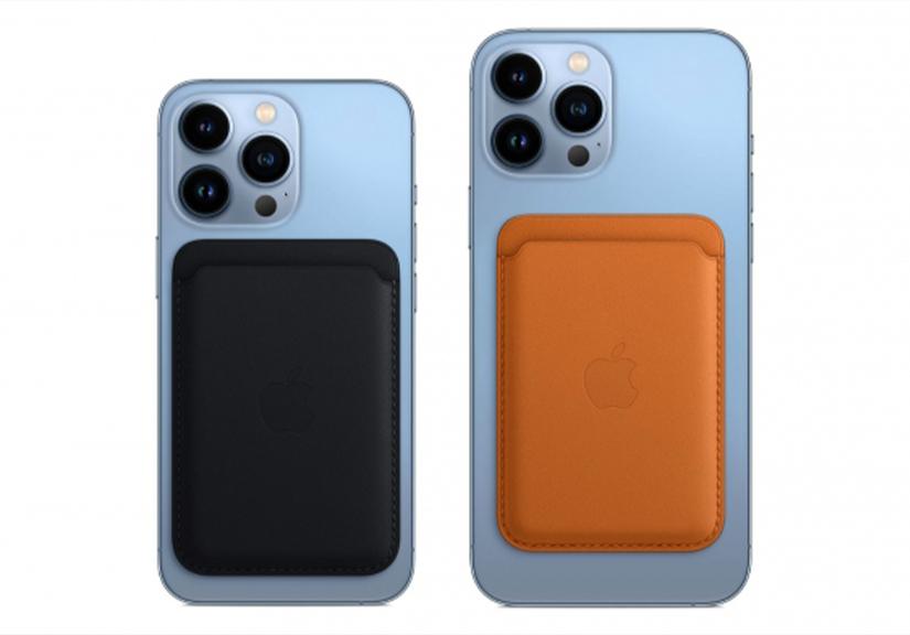 Apple giới thiệu Ví MagSafe mới cho iPhone 12 series trở lên tích hợp Find My