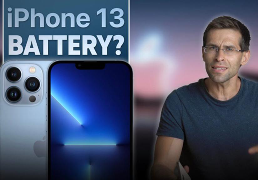 Apple nói rằng iPhone 13 mini có thể đánh bại iPhone 12 Pro Max về thời lượng sử dụng pin