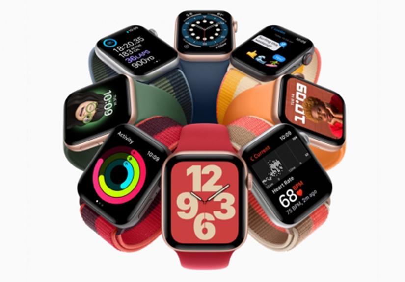 Apple phát hành bộ sưu tập dây đeo cho Apple Watch Series 7