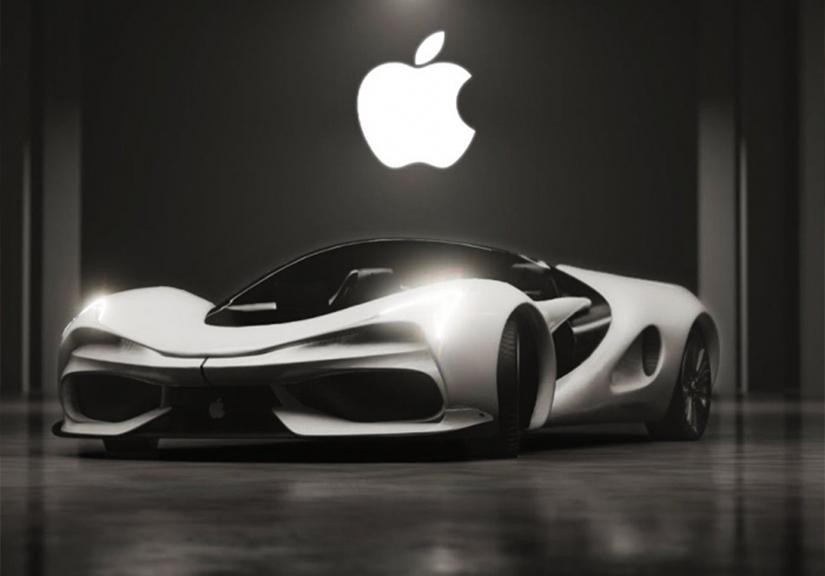 Apple sẽ bắt tay cùng Toyota để sản xuất ôtô điện?