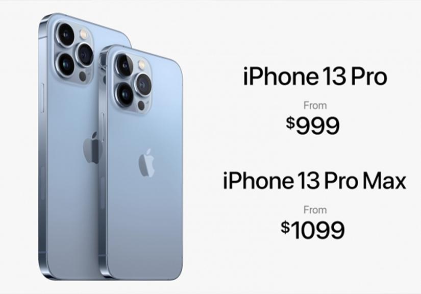 Giá iPhone 13 tại Việt Nam đắt nhất tới 50 triệu đồng, rẻ nhất từ 21.9 triệu