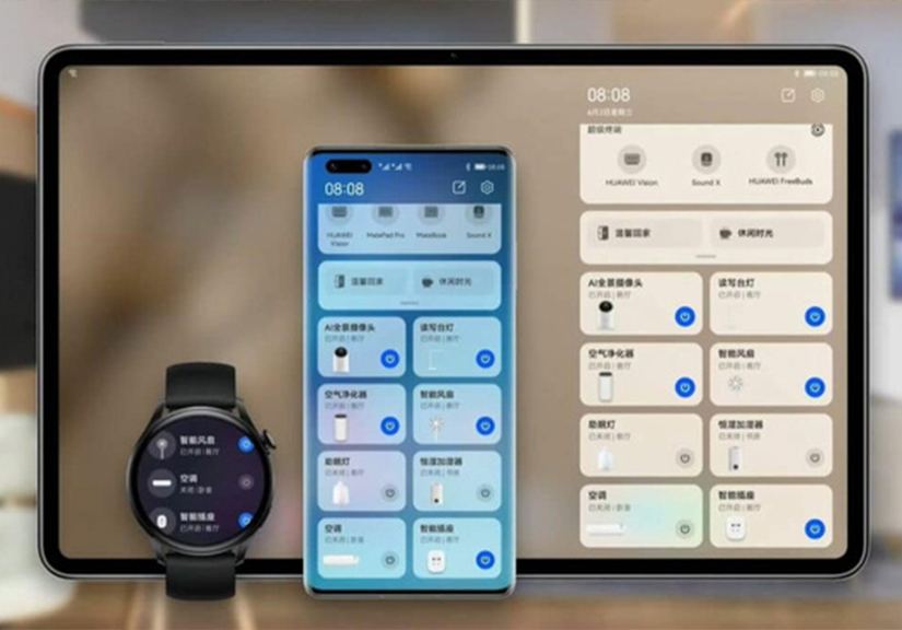 """""""Hệ điều hành"""" HarmonyOS của Huawei cán mốc 90 triệu người dùng"""