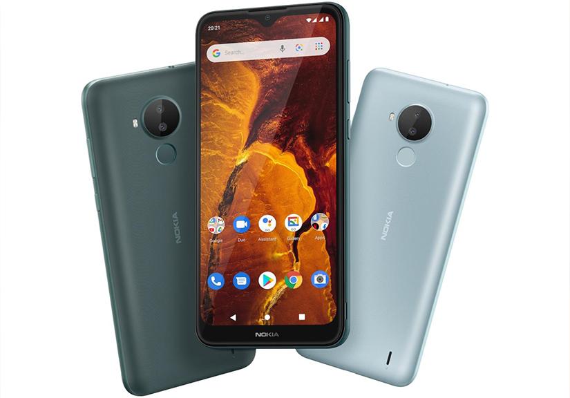 HMD Mobile Việt Nam ra mắt Nokia C30, giá từ 3 triệu đồng