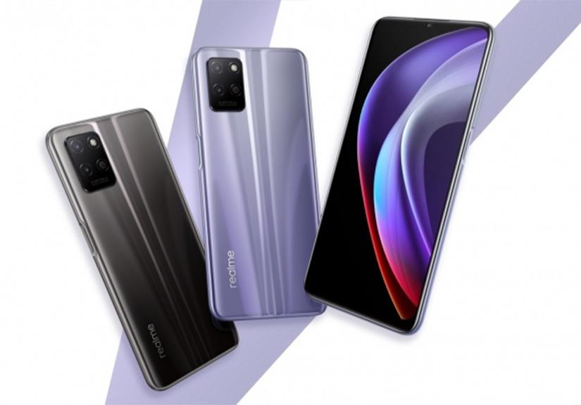 Realme V11s 5G ra mắt, cấu hình mạnh, giá chưa đến 5 triệu khiến trùm smartphone 5G giá rẻ 'tái mặt'