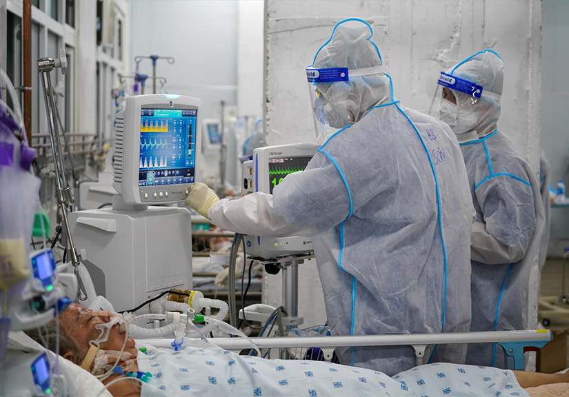 Sáng 1/9: Gần 239.000 bệnh nhân COVID-19 đã khỏi; 5 địa phương có số mắc cao nhất là tỉnh, thành nào?