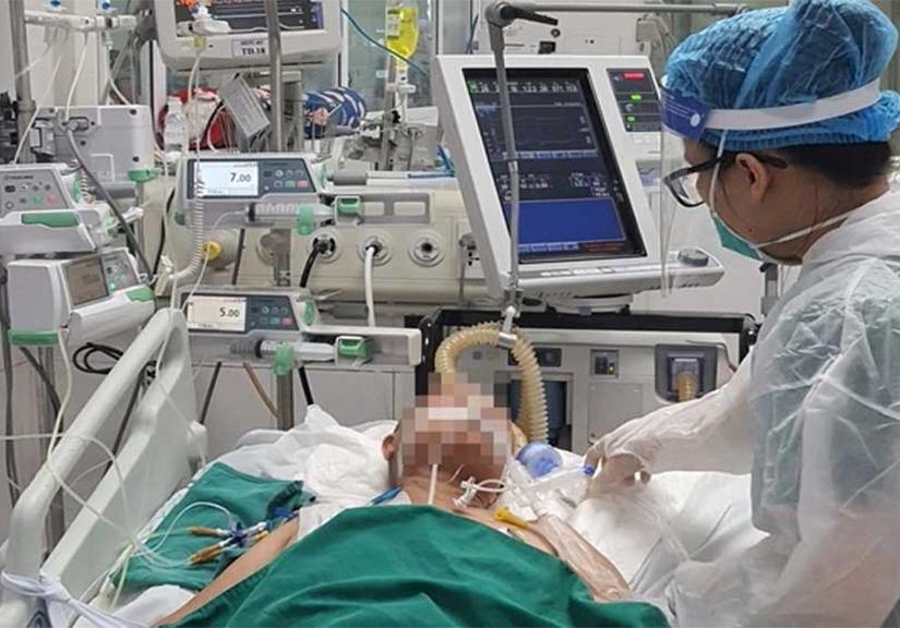 Sáng 8/9: Hơn 311.700 ca mắc COVID-19 đã khỏi; Cứu sống sản phụ F0 suy hô hấp nặng