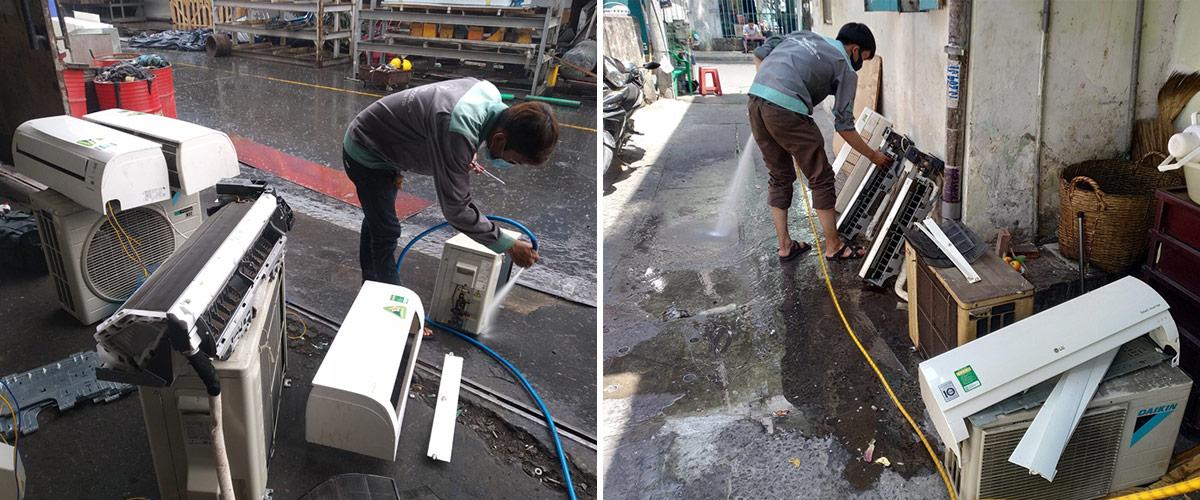 Điện lạnh VinCool - cơ sở bảo dưỡng và vệ sinh máy lạnh uy tín tại thành phố Hồ Chí Minh