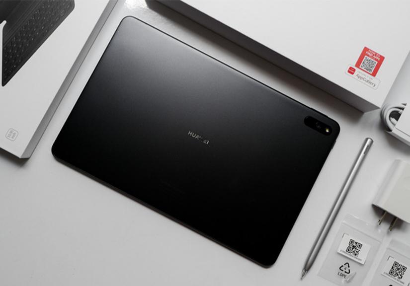 Trên tay Huawei MatePad 11: Màn IPS 120Hz, hệ điều hành Harmony OS 2, giá 13.99 triệu