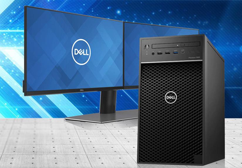 Cỗ máy kiếm tiền Dell Precision 3650 Tower dân thiết kế không thể bỏ lỡ