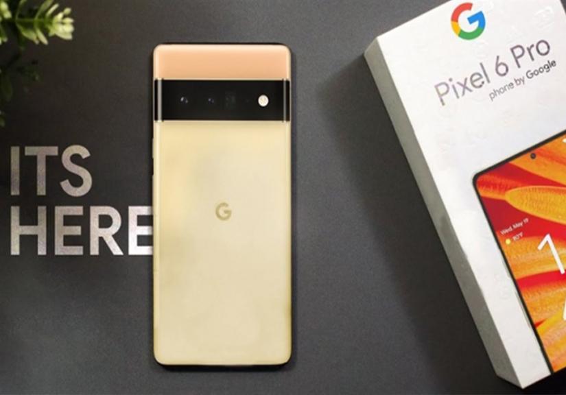 Google sẽ sản xuất hơn 7 triệu điện thoại Pixel 6
