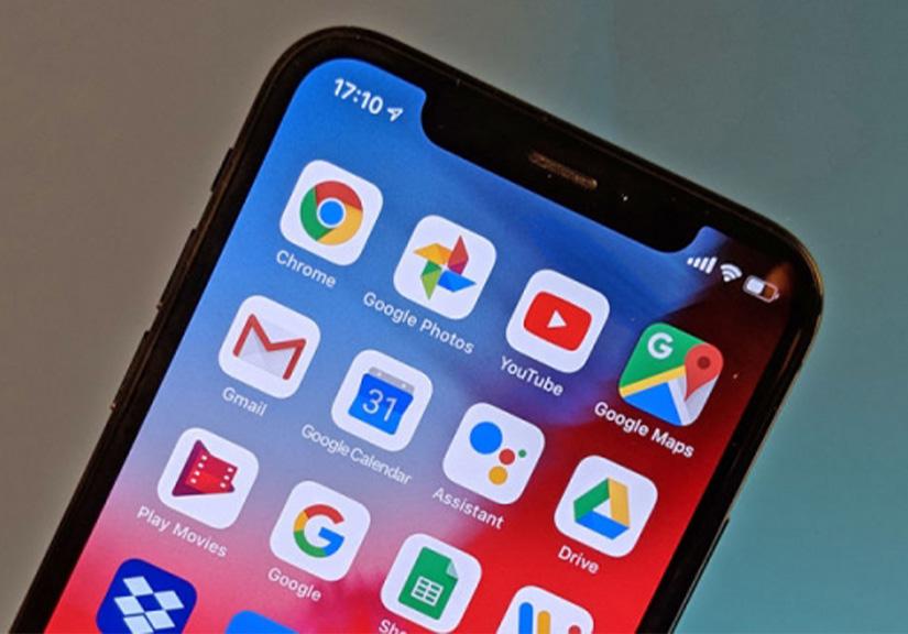 Google từ bỏ việc biến giao diện iOS mới thành Android