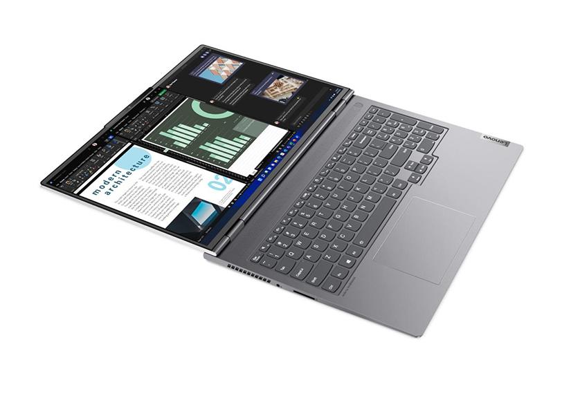 Lenovo công bố 10 laptop ThinkBook cài sẵn Windows 11