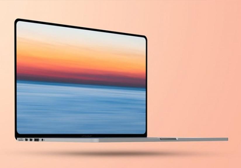 Macbook Pro M1X dự kiến sẽ có màn hình 120Hz