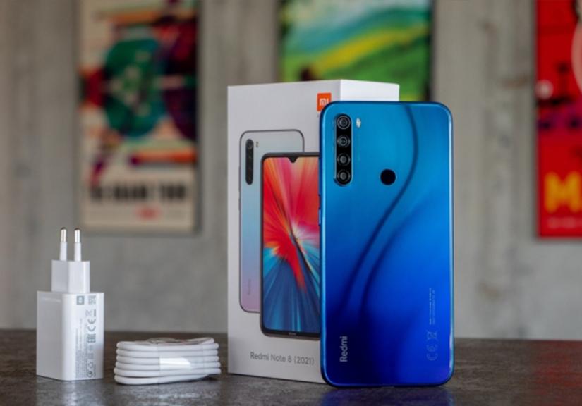 Trên tay Redmi Note 8 2021: 'Siêu phẩm giá rẻ' mới của Xiaomi
