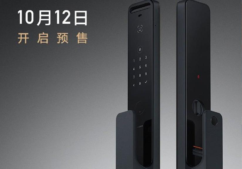 Xiaomi ra mắt khoá cửa thông minh hỗ trợ nhận diện khuôn mặt 3D